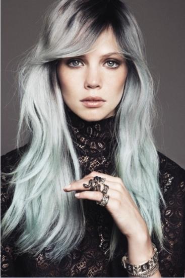 width cabelo castanho verde