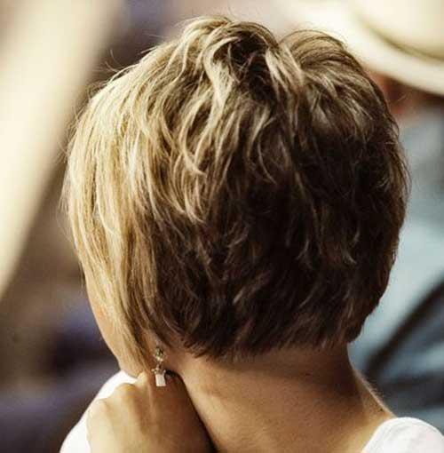 Short textura do cabelo-10
