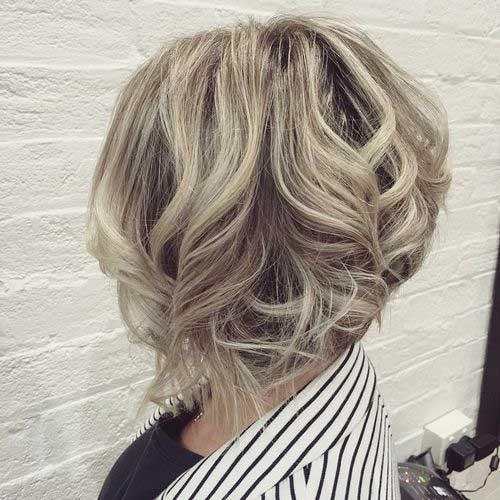 Penteados para cabelo curto encaracolado-11