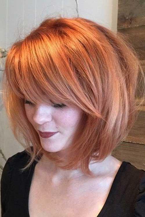 Trendy curto penteados-11