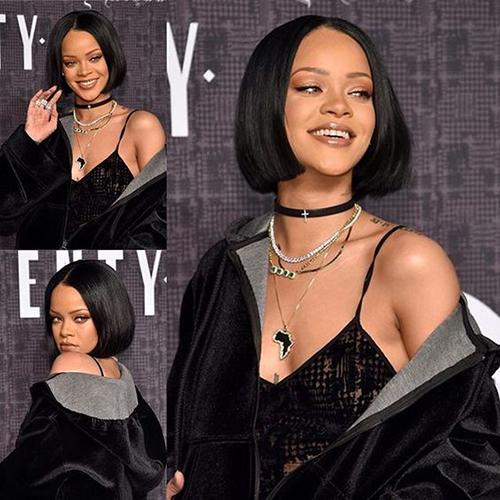 Rihanna Bob cortes de cabelo-13