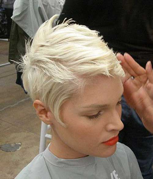 Estilos de cabelo bonitos para cabelo curto-13