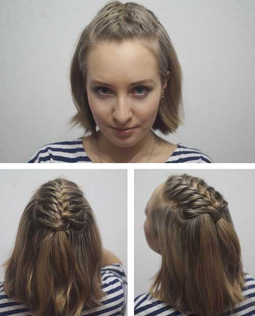 penteados bonitos para cabelo curto-13