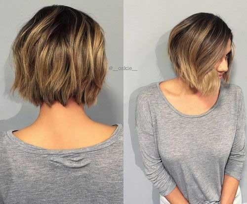 Short textura do cabelo-14