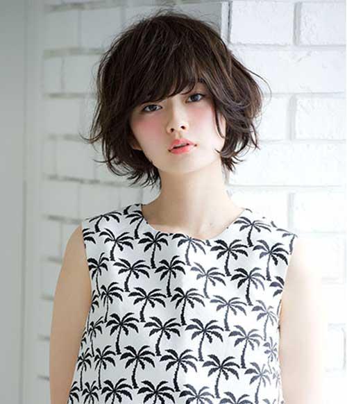 penteados bonitos para cabelo curto-15