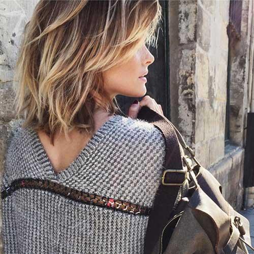 20 Idéias Curto textura do cabelo