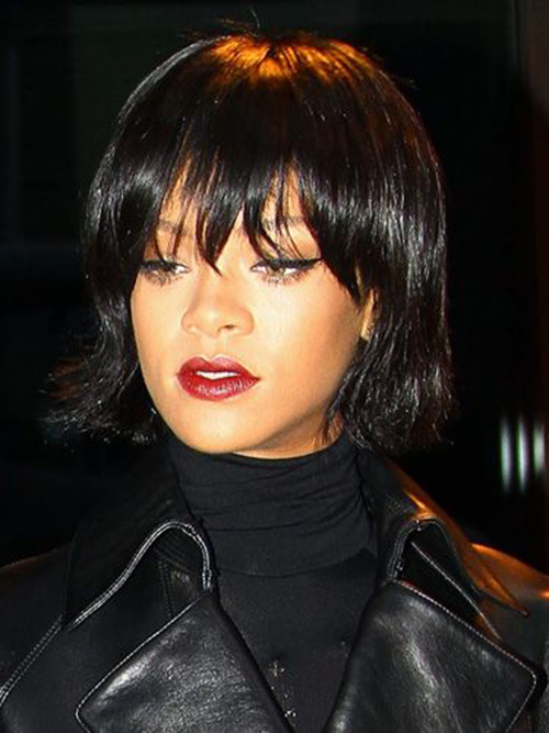 Rihanna Bob cortes de cabelo-16