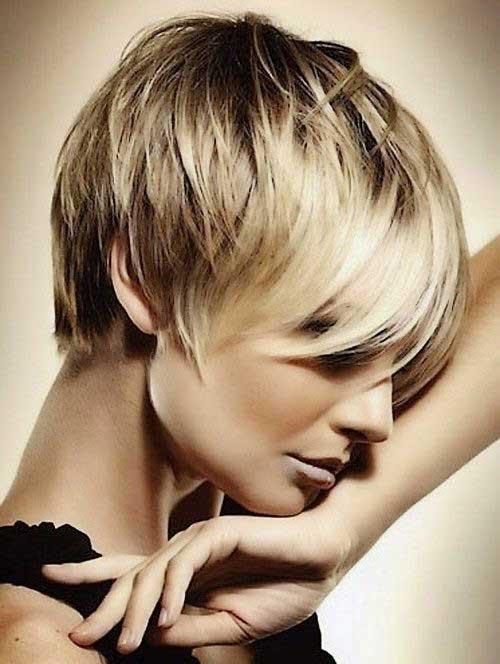 Trendy curto penteados-16