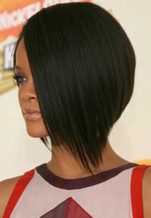 Rihanna Bob cortes de cabelo-18