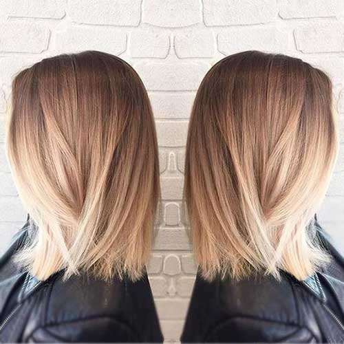 Short corte de cabelo 2014-18