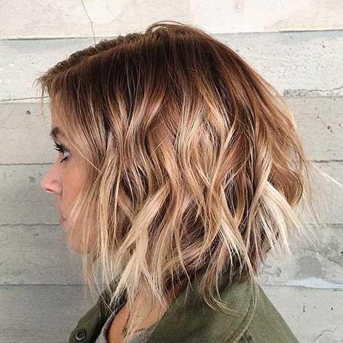 Short textura do cabelo-19