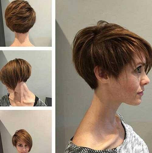 Trendy curto penteados-21