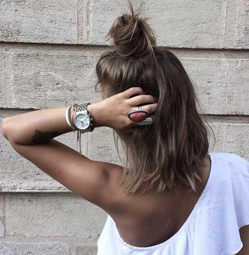 25+ Popular corte de cabelo curto 2016