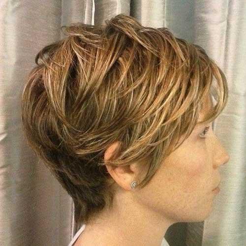 Trendy curto penteados-26