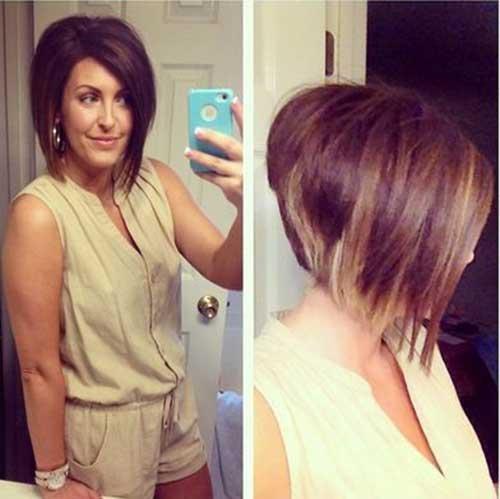 Trendy curto penteados-28