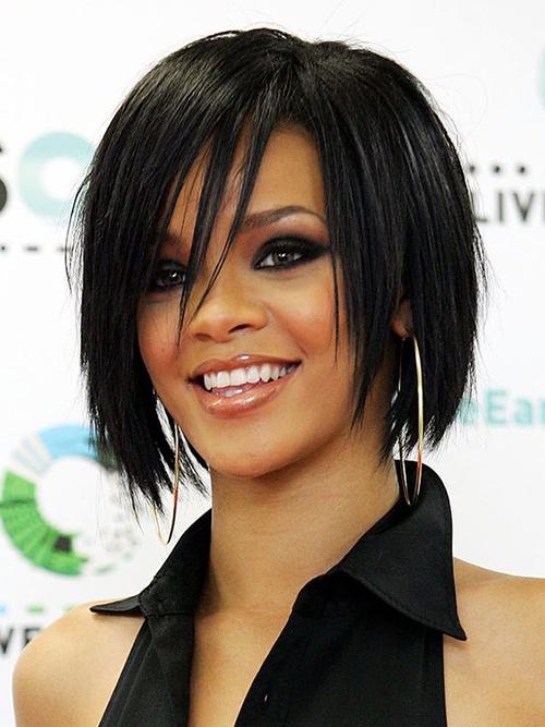 Rihanna Bob cortes de cabelo-6