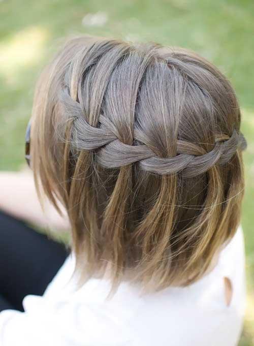 penteados bonitos para cabelo-7 Short