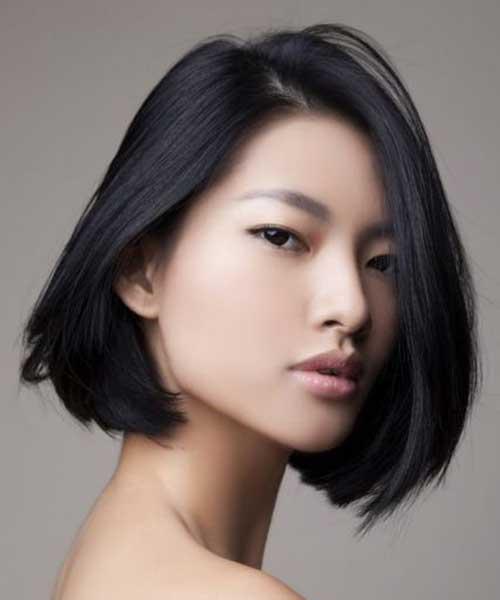Asian Bob Haircut-8