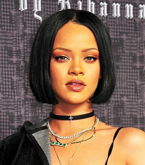 Rihanna Bob cortes de cabelo-8