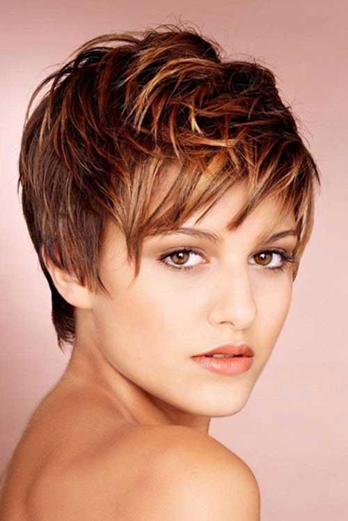 15 Estilos Bonito cabelo para o cabelo curto