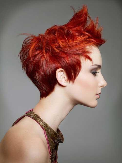 Hair-9 Curto texturizados