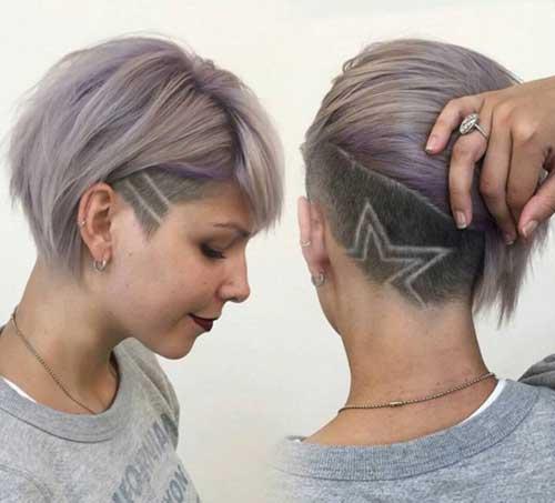 Cool curto cortes de cabelo 2014