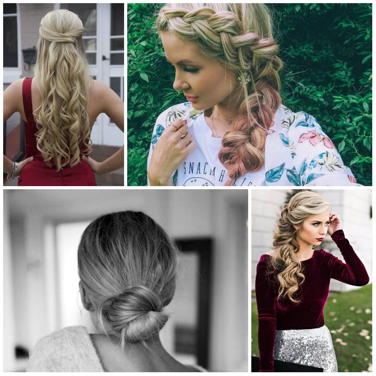 Coolest longos penteados para 2017