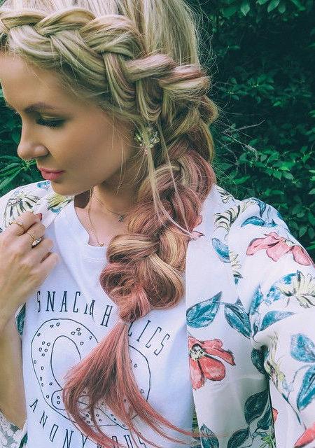 Coolest penteados longos para 2017