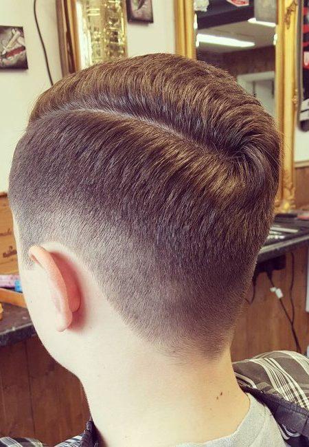 V Cut Penteado para 2017