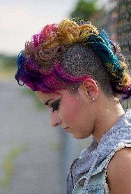 Multicolorido Moicano