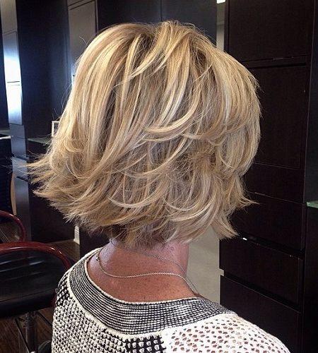 Cortes de cabelo curto para Mulheres com Mais de 50