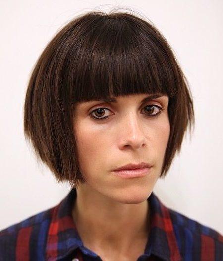 Penteados para Mulheres com Faces Longas para 2017