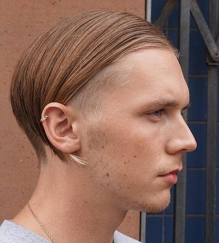 Homens Penteados para Cabelos Finos, para 2017