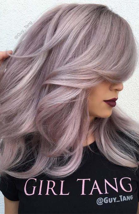 Lavender Camadas