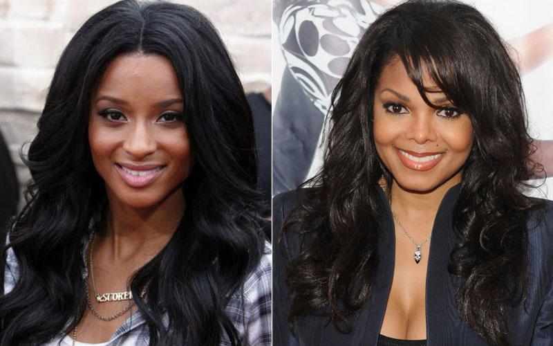 Long Corte de cabelo de Mulheres negras de Cabelo Natural 2017
