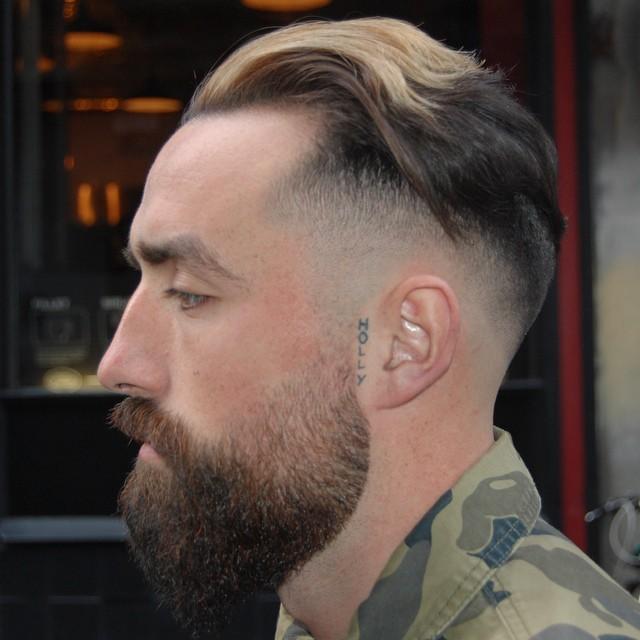 Penteado Ideias para os Homens Carecas