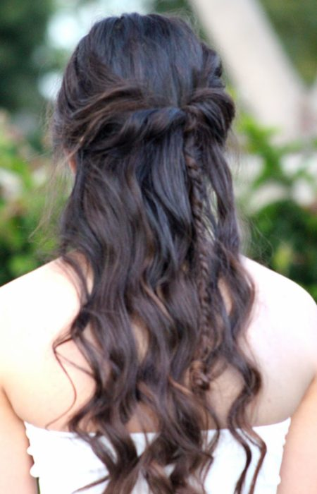 Small Fishtail Braid