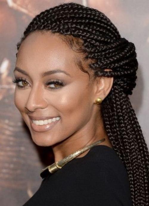 Tranças e Penteados Longos para as Mulheres negras Sobre