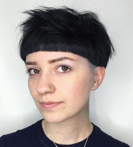 Penteados para Rostos Ovais para 2017