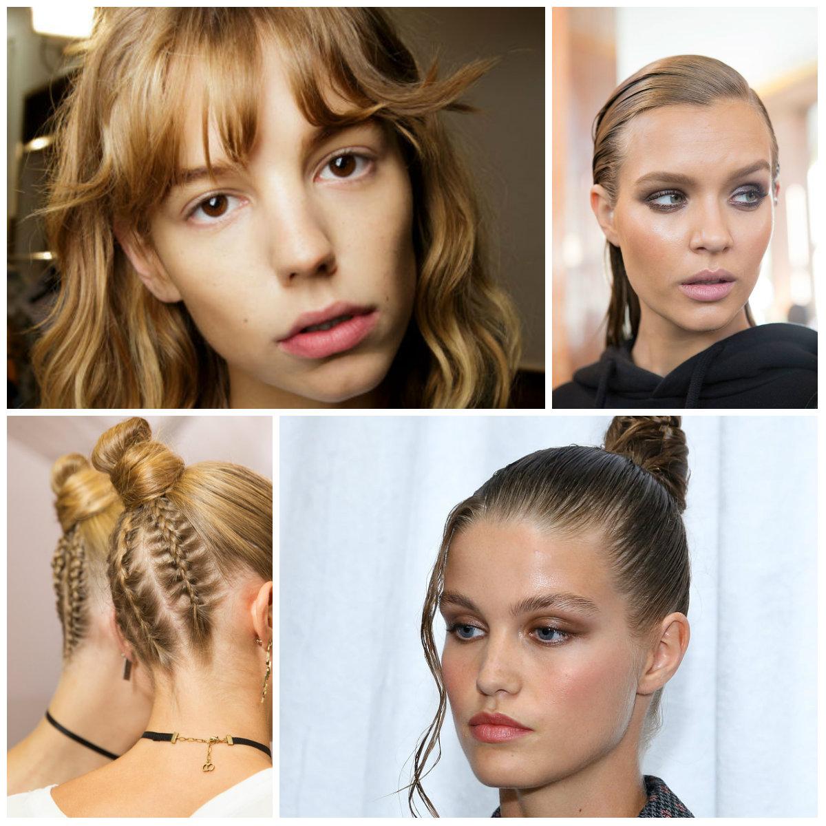 Melhor Penteado Tendências para a Primavera de 2017
