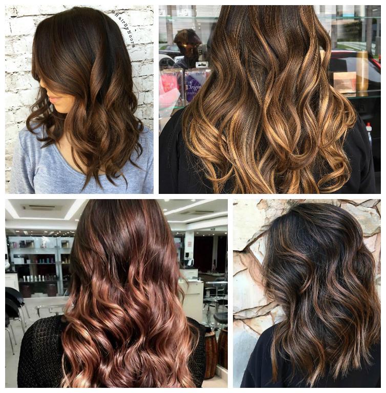 luxury hair color chart best hair color 2017 chocolate castanho cor do cabelo para 2017 bom penteados
