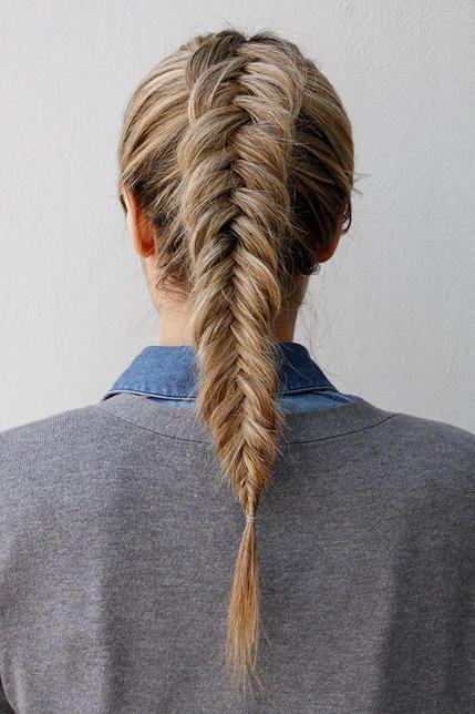 Penteado perfeito Ideias para Trabalhar