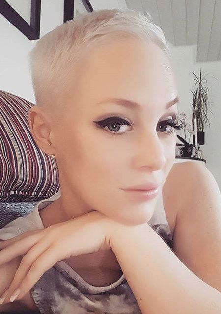 2017 Badass Buzz Cortes de cabelo para Mulheres