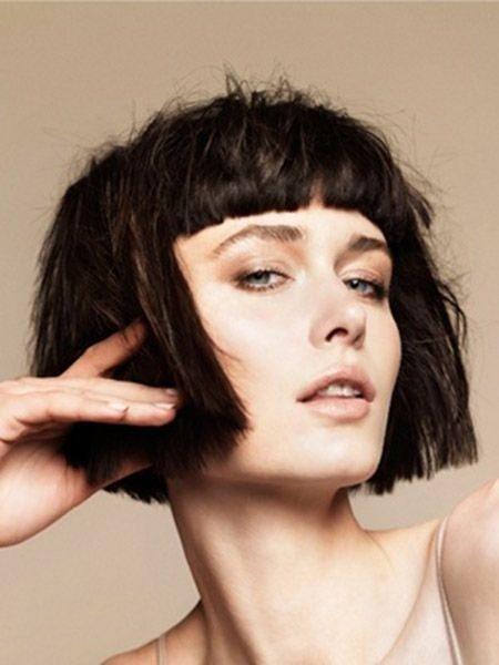 Moderno Blunt Bob Cortes de cabelo para 2017