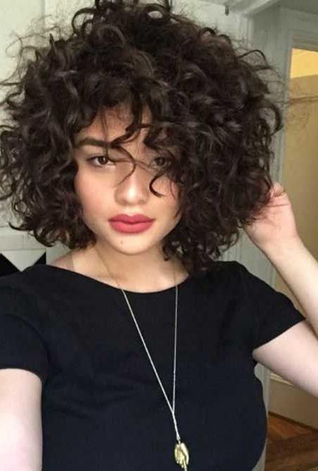 2017 Melhor Curta-Penteados para Cabelos Cacheados