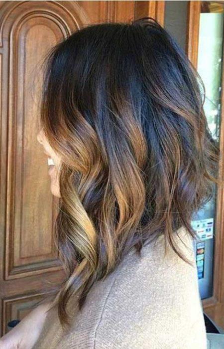 invertido lob corte de cabelo 2017