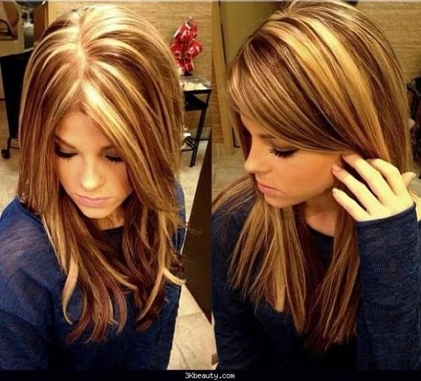 Médio Cortes de cabelo para Cabelo Fino