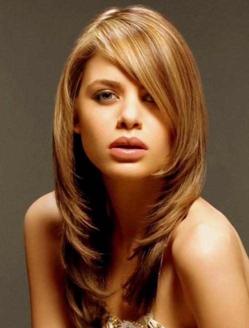 De médio e Cortes de cabelo Curto para o Lindo Meninas