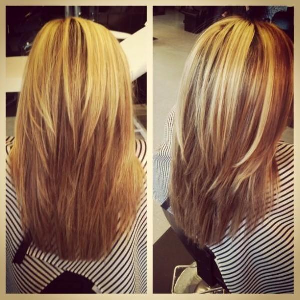 Médio Cortes de cabelo Espesso Hair2