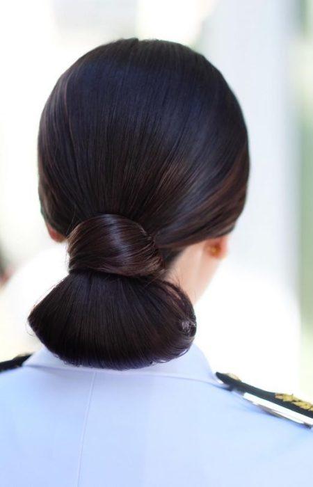 Diferentes Tipos de Pão de Penteados para as Mulheres em 2018